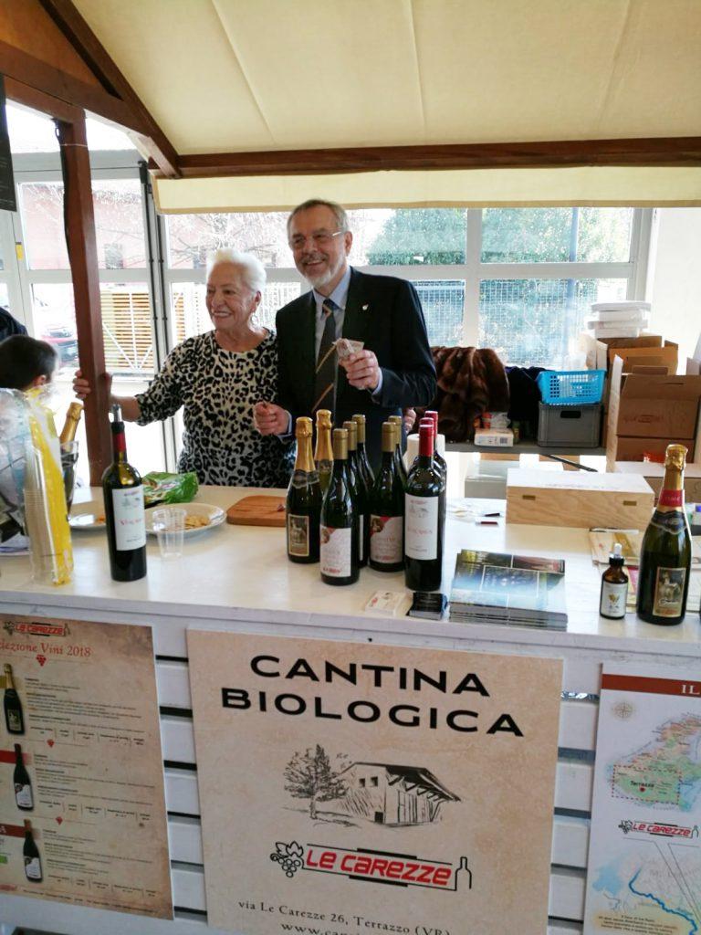 Edi Bocelli and Luigi Marangoni at Cerea (Verona) - Pianura Golosa
