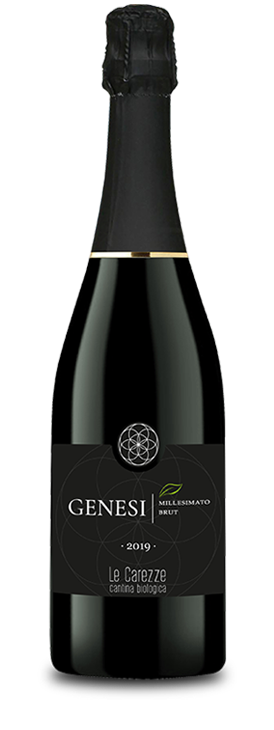 Bottle of wine Genesi 2019